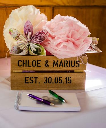 Chloe & Marius