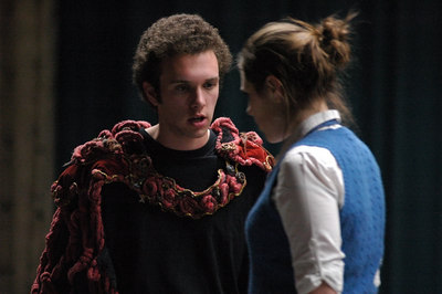 The Scottish Play rehearsal 1