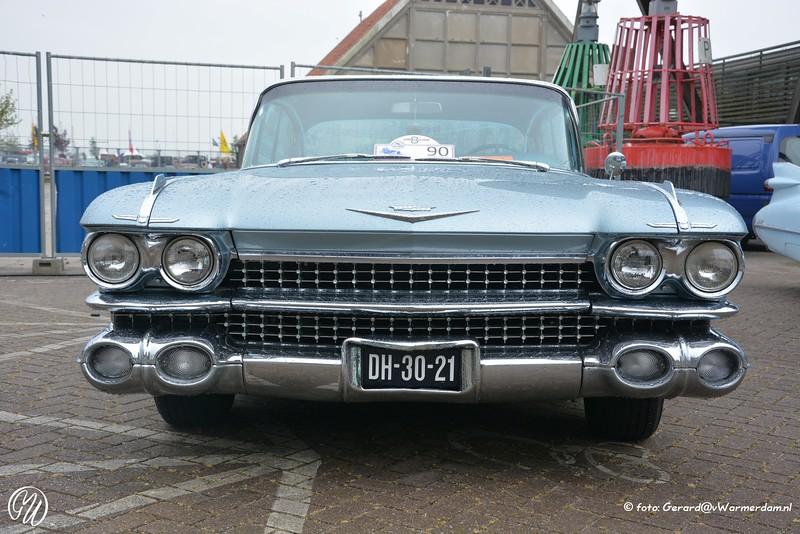 Cadillac Sedan De Ville, 1959