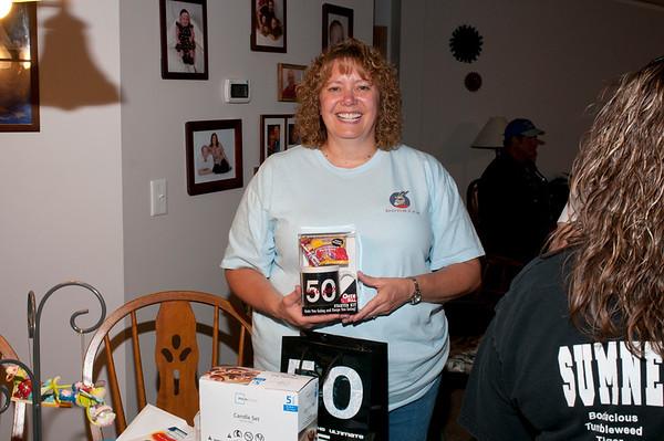 2010-10 Annette's 50th Birthday