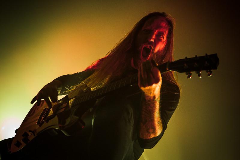 In Flames @ Metropolis 20.12.2014