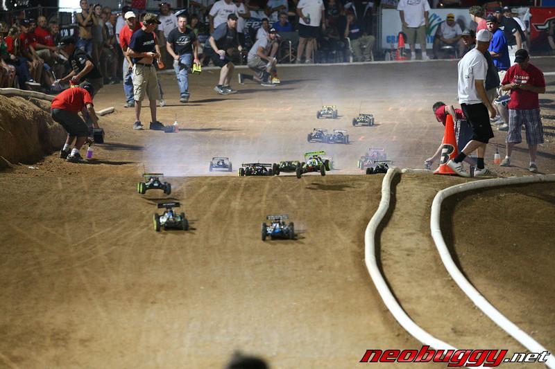 2009 Nitrocross - Sunday Finals amainstart