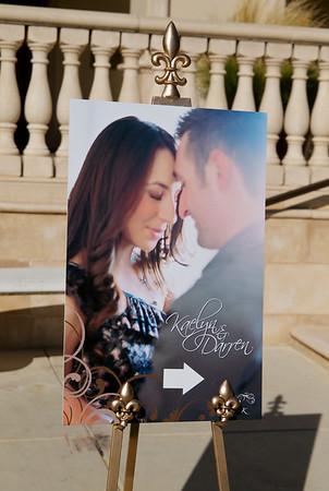 Kaelyn and Darren's Wedding