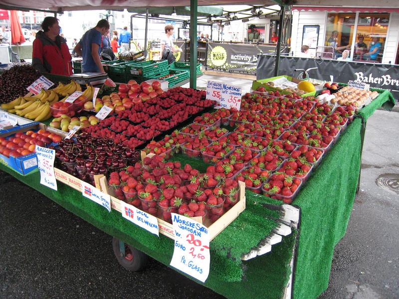 Fresh Stawberries!