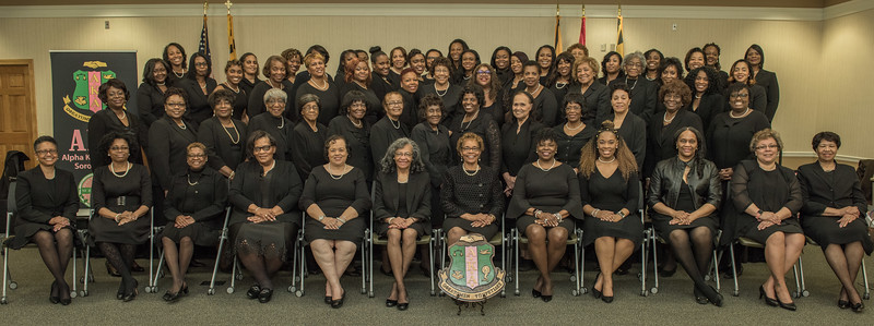 Alpha Kappa Alpha Sorority, Inc 2019 Chapter Pictures