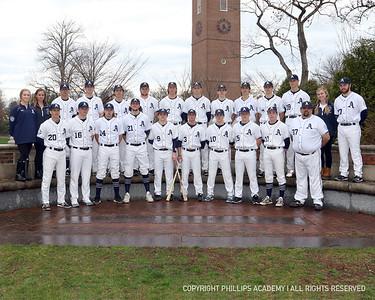 2016 Spring Sports Teams
