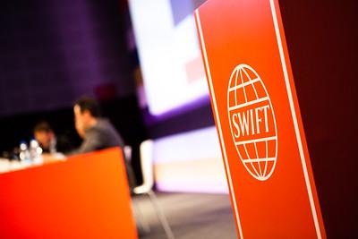 SWIFT at Sibos 2013 Dubai Tuesday