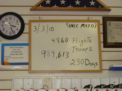 March 3, 2010 (3:45 PM 2 flights)