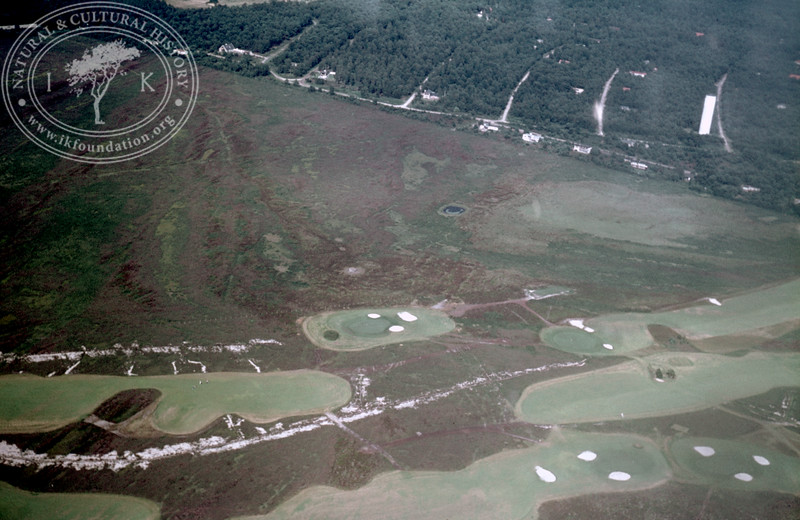 Skyttsiehage, Kämpingebukten, golf course | EE.1960