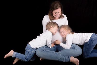 Zwangerschapsshoot den Dolder
