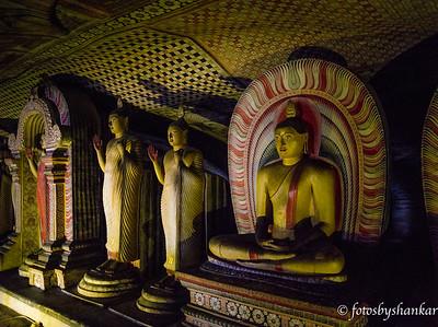 Anuradhapura Dambulla Sigiriya