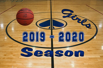 2019 - 2020 Girl's Basketball
