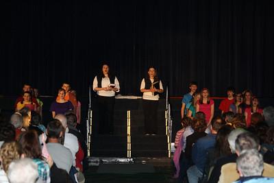 Joseph and the Amazing Technicolor Dreamcoat, Marian Catholic High School, Hometown (4-27-2012)