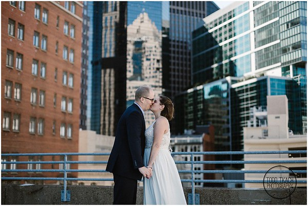 Abby & Scott Pittsburgh Wedding Social
