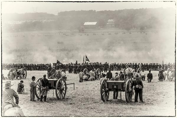Gettysburg and Antietam National Battlefields