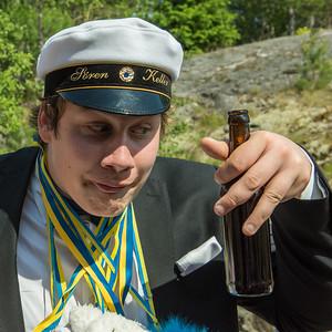 Søren Keller, Student 3 Juni 2016