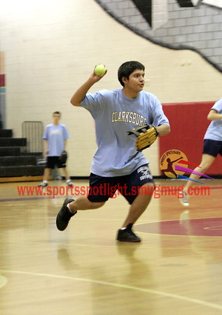 Clarksburg @ Blair Allied Softball Cty Championship