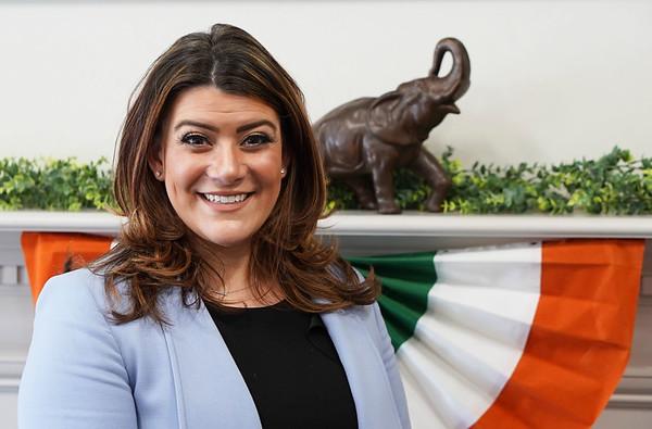 New Britain Mayor Erin Stewart