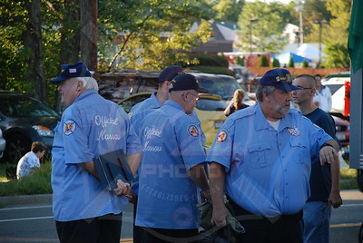 6th Battalion Parade in North Massapequa 9/19/09