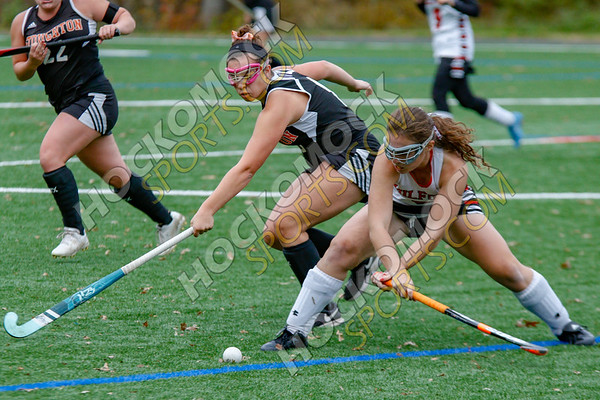 Milford-Stoughton Field Hockey - 10-23-18