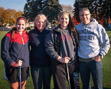 Gonzaga Family weekend 2013