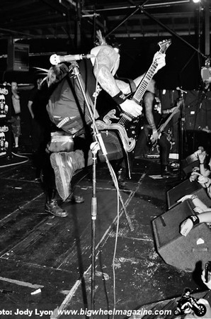 The Casualties - Goatwhore - Havok - Hysteria - and Bloodshot and Dilated - at The Oakland Metro - Oakland, CA - April 6, 2013