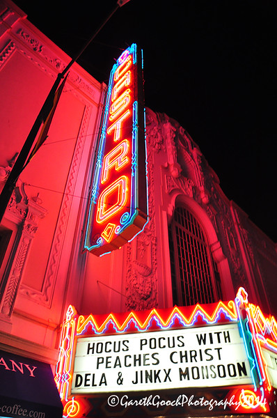 Peaches Christ's HOCUS POCUS Starring JINKX MONSOON & BENDELACREME - Castro Theater 27th Sept 2014