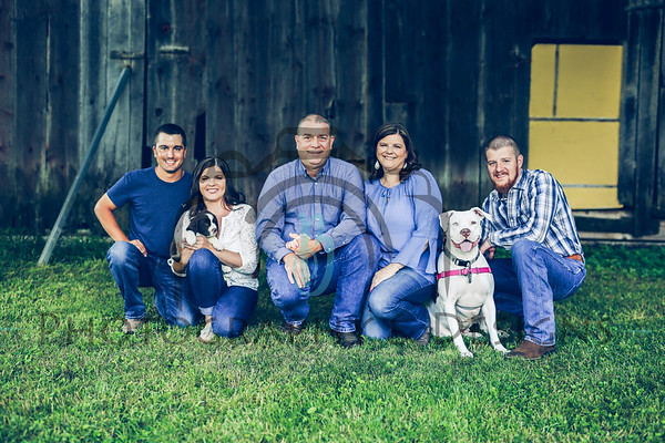 The Linscomb Family