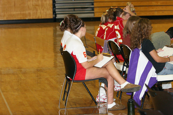 2006 VARSITY VOLLEYBALL vs BATAVIA
