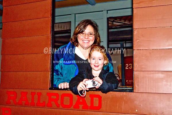 B&O Train Museum - 13 Dec 09