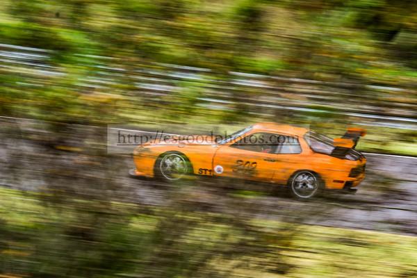 TN 302 Orange Porsche