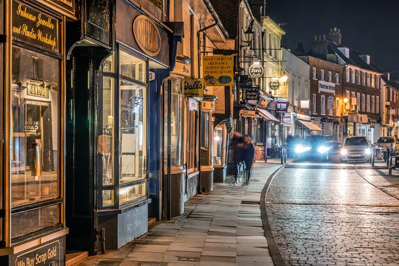 Sun Street, Hitchin Hertfordshire