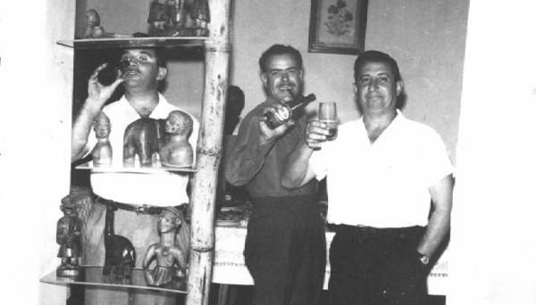 1965_Mendonça, Pinto das Gaiolas e Tavare