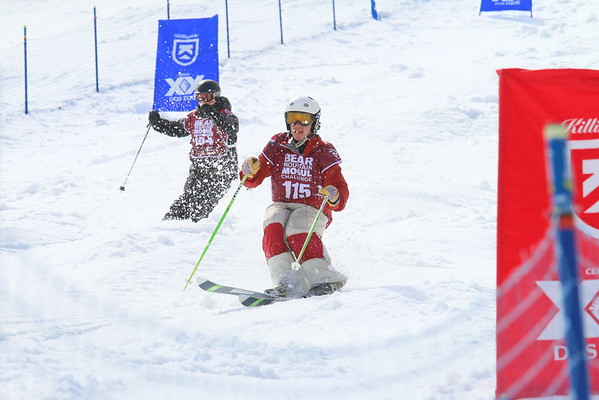 Bear Mountain Mogul Challenge, 2015