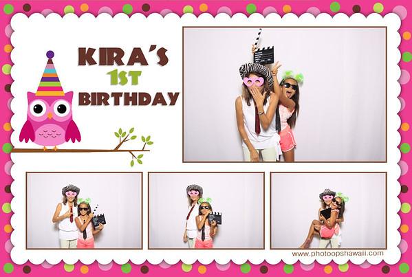 Kira's 1st Birthday (Fusion Portraits)
