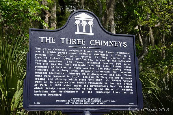 The Three Chimneys