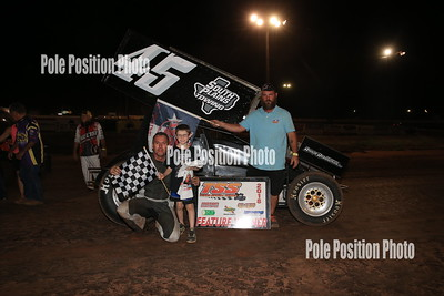 Abilene Speedway 8.4.18