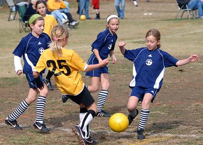 St. Clare Girls Soccer - 2G