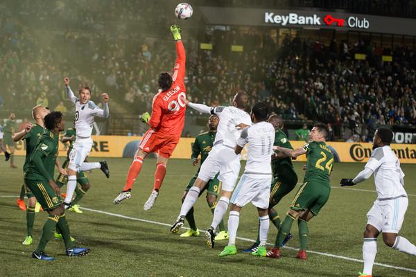 Portland Timbers vs. Minnesota United FC