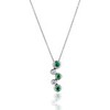 Tiffany & Co. Diamond and Tsavorite Bubble Pendant 0