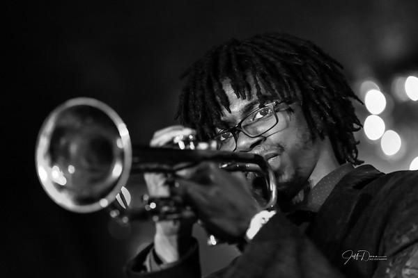 Trunino Lowe Quartet @ Cliff Bell's - 12-29-2018