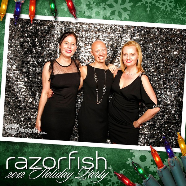 """12.08.2012 razaorfish 2012 holiday party Livingston Restaurant 
