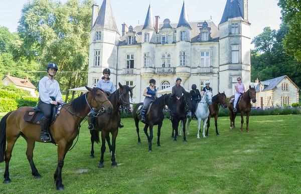 Les Abrons Loire Valley 2014