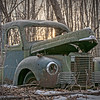 Antique International Pick Up Truck