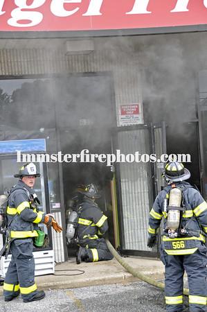 MASSAPEQUA FD BAGEL PRO FIRE 7-15-12