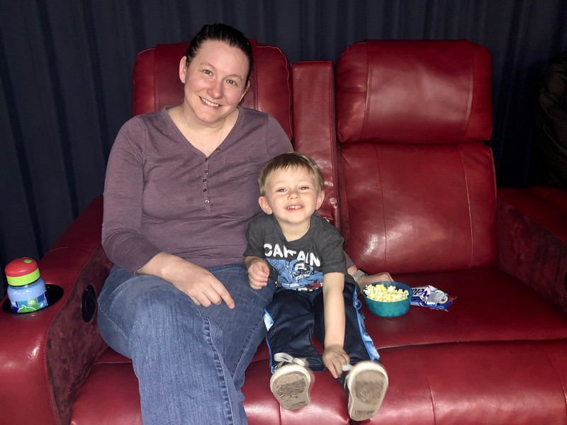 Movies with the Family