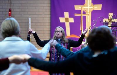Photos: Ash Wednesday in Boulder County