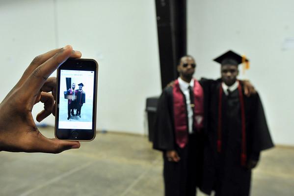 Shaw Graduation Candids 2014