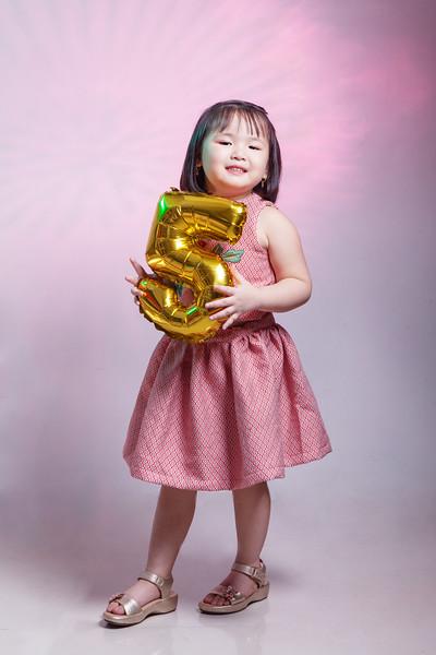Ma. Johana Patricia S. Yao | Studio Portraiture