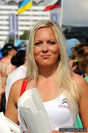 28.-30.07.2011 | Neste Oil Rally Finland, Jyväskylä